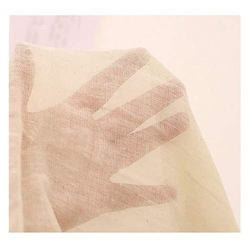 Stoff Einfaches Baumwollgewebe Käsetuch Ungebleichtes Baumwollgewebe Baumwolltuch Zum Butterkochen Backen Haushaltsfiltertuch, 150x50cm