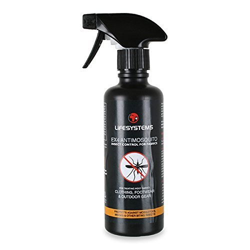 Life Systems EX4 Anti Moustiques Spray Vêtements