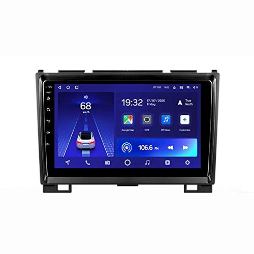 MGYQ 9' Reproductor Multimedia para Coche Pantalla Tactil, para Great Wall Haval H3 H5 2011-2016 con Cámara De Visión Trasera, Soporte Bluetooth/Am FM RDS/MP5/Mirror Link/SWC,Quad Core,WiFi 1+16