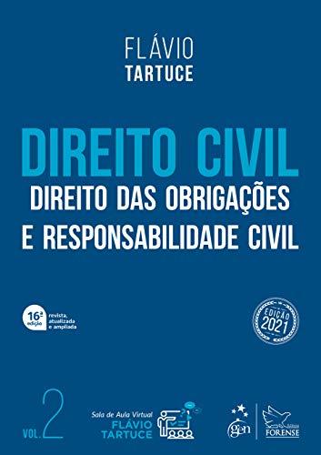 Direito Civil - Direito das Obrigações e Responsabilidade Civil - Vol. 2: Volume 2
