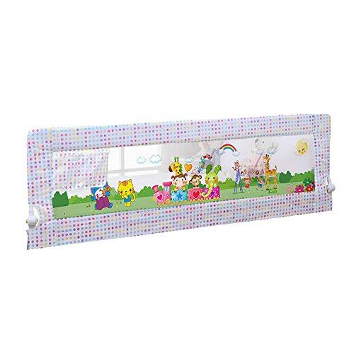 Barrières de lit LHA Lit de d'enfant d'enfant de la rambarde de lit (Taille : L-200cm)