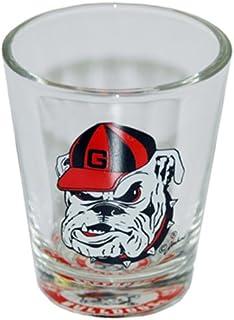 Georgia Southern Eagles Square Shot Glass