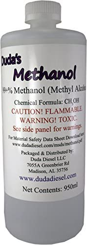 Duda Cheap bargain Diesel Meth 950Ml Bottle of 32 Popular product Pure oz Methan