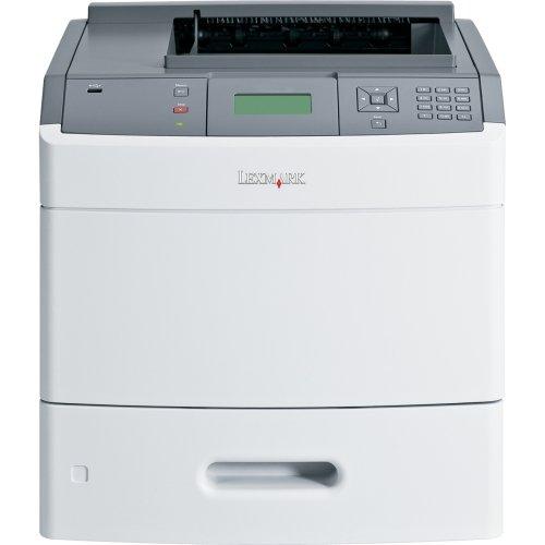 Generic Lexmark T650 T654DN Laserdrucker (Schwarzweiß, 1200 x 1200 DPI, blanko, Desktop-Papier, 55 Seiten pro Minute, 650 Blatt Input), automatischer Duplexdruck, Fast Ethernet, USB