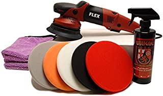 Flexcut Flex XFE7-15 Long Throw Orbital Starter Kit
