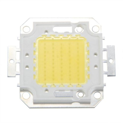 Foxpic High Power 50W LED Chip Birne Licht Lampe DIY Weiß 3800LM 6500K