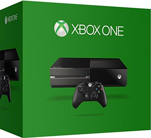 Xbox One Console 500GB - matt schwarz (2015)