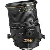 Nikon PC-E Micro NIKKOR 45mm f/2.8D ed Obiettivo Grandangolare, Controllo Prospettiva, Rivestimento Nano Crystal, Nero [Nital Card: 4 Anni di Garanzia]
