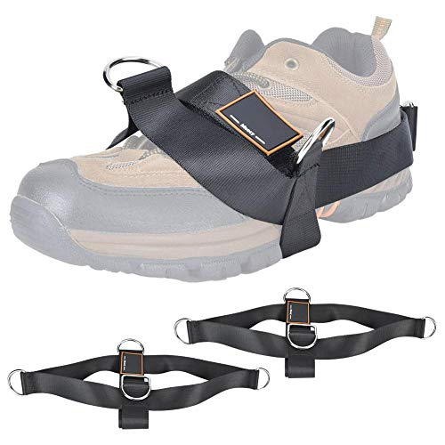 Copriscarpe Cintura Attacco Fitness Cinturini alla Caviglia Kickback Esercizio Abductors Resistenza per Attrezzatura Fitness