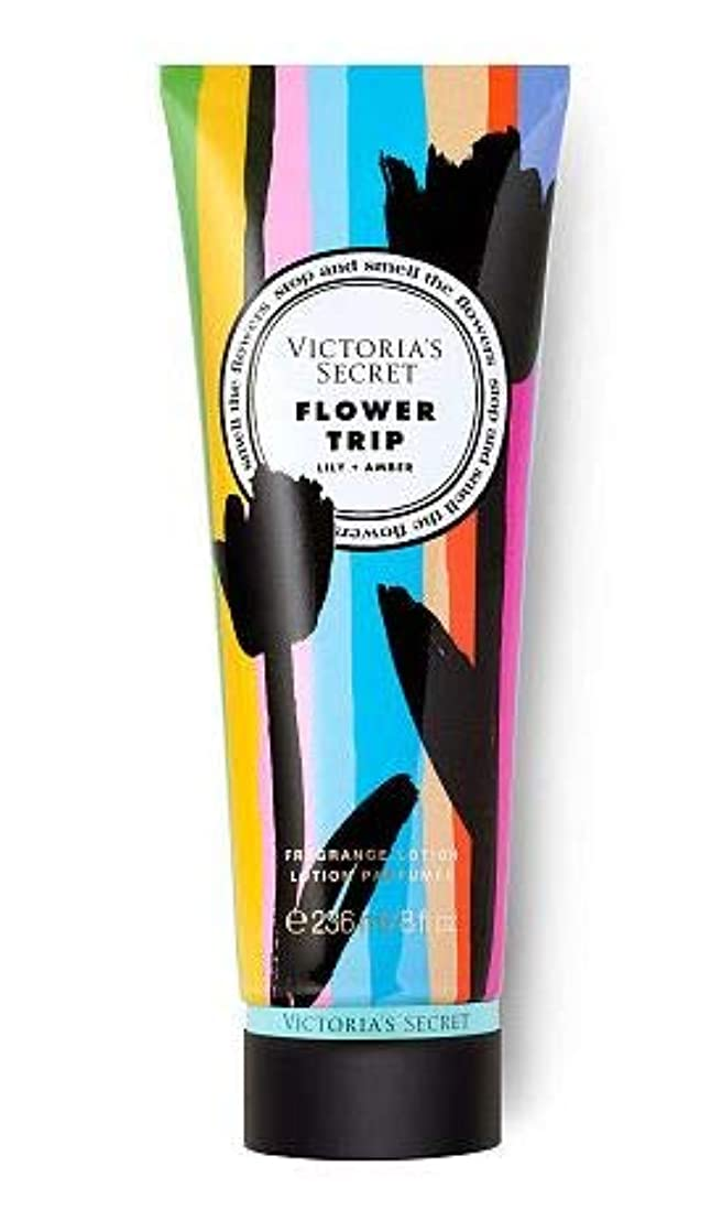 ほぼブリリアントブローVICTORIA'S SECRET Flower Shop Fragrance Lotion Flower Trip