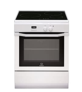 INDESIT - Cuisiniere table induction INDESIT IC 63 I 6 C 6 AWFR NEW - IC 63 I 6 C 6 AWFR NEW