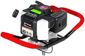 Earthquake E43 1-Person Earth Auger Powerhead with 43cc 2-Cycle Viper Engine
