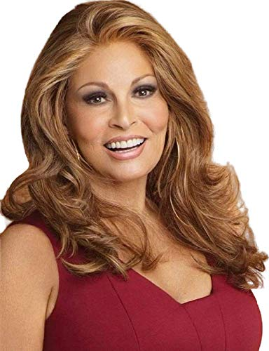LIMELIGHT Synthetic Lace Front Mono-Top wig 5PC Bundle: Wig by Raquel Welch, 4oz Mara Ray Luxury Shampoo and Conditioner, 2-Wig Caps,19 Page Belle of Hope Guide (RL2/4)