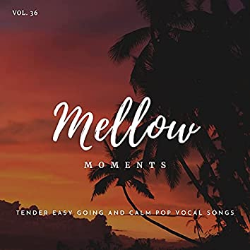 Mellow Moments - Tender Easy Going And Calm Pop Vocal Songs, Vol. 36