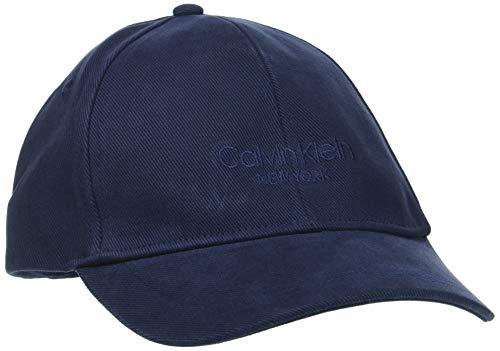 Calvin Klein Herren Cap Hut, Ck Navy, Einheitsgröße