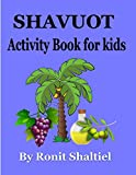 Shavuot Activity Book for kids: Coloring pages and hidden words game.: 5 (Jewish Holiday Activity Book)