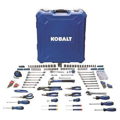 Kobalt 200 Pieces Household Tool Set