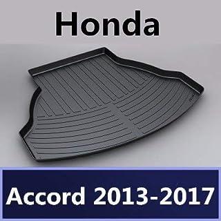 Car Boot Pad Carpet Cargo Mat Trunk Liner Tray Floor Mat Tray Floor Carpet For Honda 2010 2012 2013 2014 2015 2016 2017 20...
