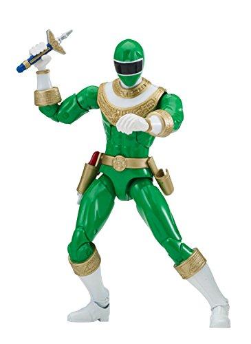 Power Ranger 6.5' Legacy Action Figure, Zeo Green