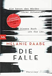 Books: Die Falle | Melanie Raabe - q? encoding=UTF8&ASIN=3442714176&Format= SL250 &ID=AsinImage&MarketPlace=DE&ServiceVersion=20070822&WS=1&tag=exploredreamd 21