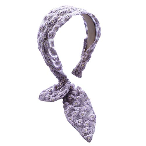 NINGYE - Bandeau - Femme violet violet