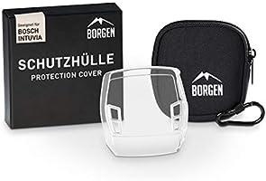 Borgen Displaybescherming - geschikt voor Bosch Intuvia beschermhoes - Accessoires voor E-Bike Display - 100%...