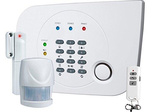 Smartwares HA700+_SW professioneel alarminstallatie met geïntegreerd telefoonkeuzeapparaat
