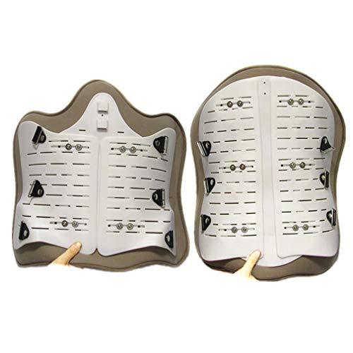 NYPB Lendenwirbelsäulenorthese Verstellbare Hals-Brust-Orthese Unterstützung bei Lendenwirbelfrakturen Unterstützung der Taillen