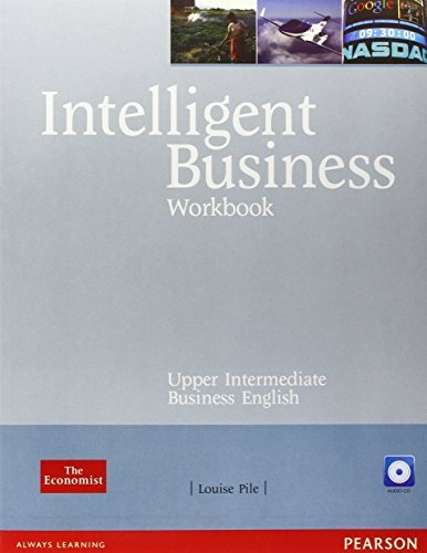 Intelligent Business Upper Intermediate Workbook and CD Pack by Louise Pile (2006-08-01)