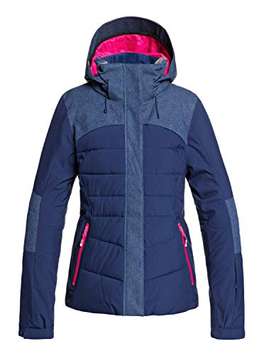 Roxy Dakota - Snow Jacket for Women - Schneejacke - Frauen - L - Blau