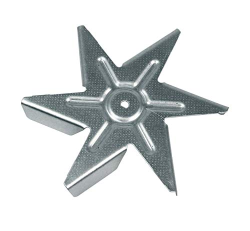 Flügel für Backofen Heißluftventilator Ø 150mm Gorenje 617771