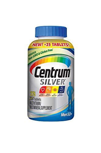 Centrum Silver Men 50+, 275 Tablets