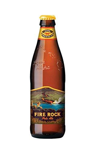 Kona Fire Rock Pale Ale - Craft Bier aus Hawaii 0,33l