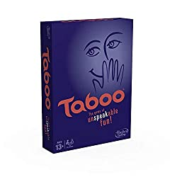 Best Party Board Games For Adults Taboo