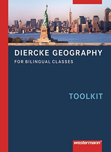 Diercke Geography Bilingual: Toolkit (Kl. 5-10)
