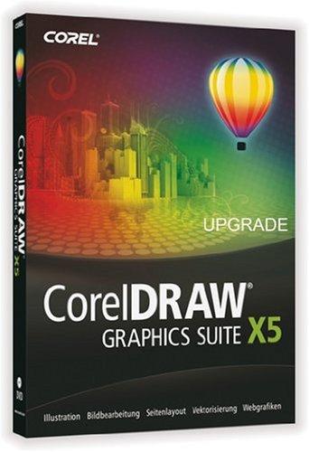 CorelDRAW Graphics Suite X5 (Upgrade)