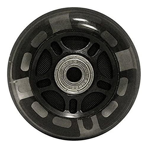 KSS 82A Skate Ripstik LED Inline Wheels with Bearings