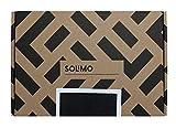Amazon-Marke: Solimo Damenrasierer mit 5-fach-Klinge + 8 Ersatzklingen - 4