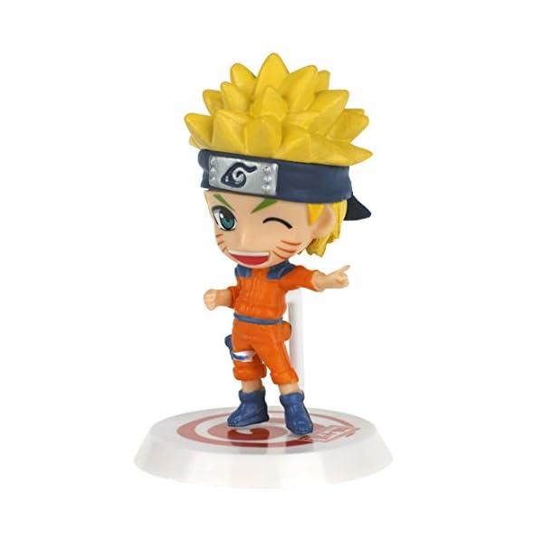 CoolChange Set de Figuras en Forma de Personajes de Naruto 2