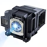 ELPLP88/V13H010L88 Replacement Projector Lamp for Epson PowerLite Home Cinema 1040 2045 2040 2030 S31+ W29 X36+ H719A EB-S04 EX7240 VS240 VS340 EX9200 740HD EX5250 VS345 Projector Lamp with Housing