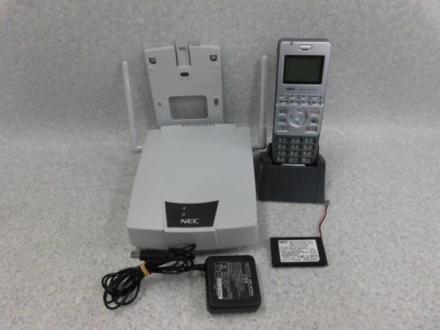 IP3D-8PS-2+IP1D-CS-S コードレスセット ver6 Aspire X NEC