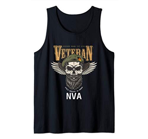 NVA DDR Armee Shirt Stolzer Veteran Geschenk Tank Top