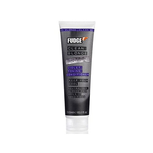 Fudge Propre Conditionneur Violet Blond (300Ml) (Pack de 6)