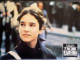Es war einmal in Amerika - Elizabeth McGovern - Filmposter