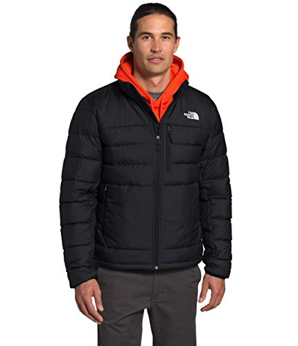 The North Face Men's Aconcagua 2 Jacket, TNF Black, L