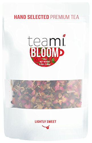 Top teami bloom rose tea by teami for 2021