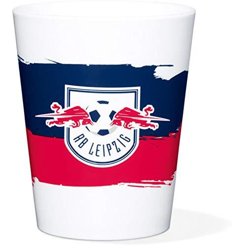 RB Leipzig Zahnputzbecher in weiß