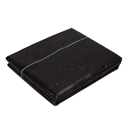 non_brand Protección Ultravioleta Resistente de La Tela del Paisaje del Bloqueador Negro Duradero - 1x1meter
