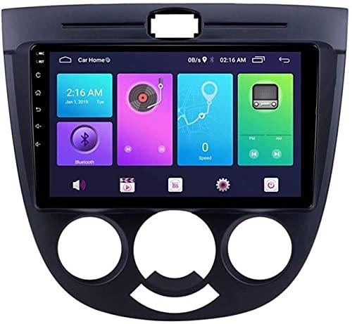 GPS Navigation, Android Coche Estéreo GPS para Buick Excel HRV Hatchback 2004-2008 (MTC AC) Sistema de Unidad Principal SWC 4G WiFi BT USB Link Mirror Carplay Incorporado