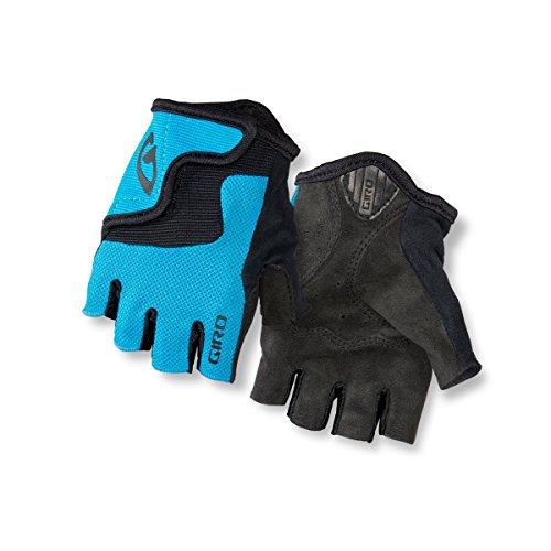 Giro Bravo Jr Kinder Fahrrad Handschuhe kurz blau/schwarz 2017: Größe: S (4)